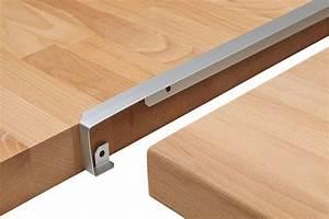 Profil De Finition Plan De Travail 38mm : nordlinger pro profil aluminium pour plan de travail ~ Dailycaller-alerts.com Idées de Décoration
