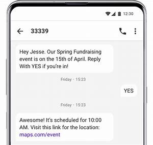 How To Send A Text Blast  With Best Practices  U0026 Examples