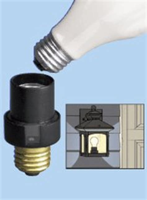 outdoor light sensor socket carolwrightgifts