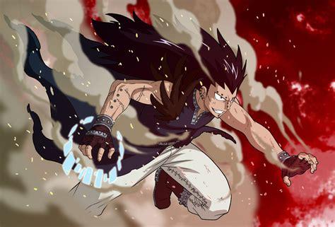 gajeel redfox fairy tail zerochan anime image board