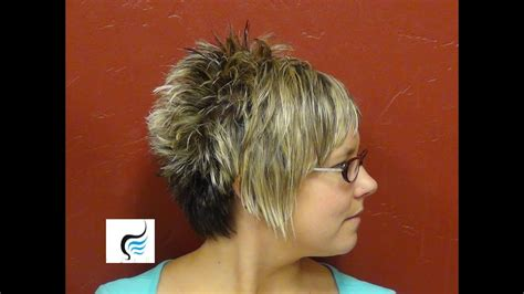 (how To Cut Short Asymmetrical Hairstyles) For Girls