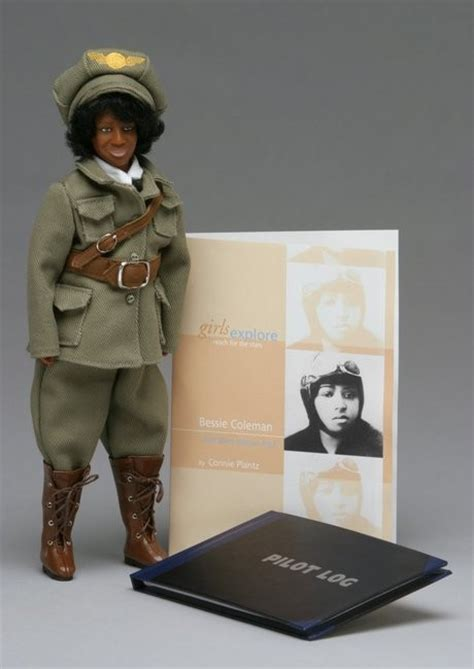 bessie coleman doll biography  mighty girl