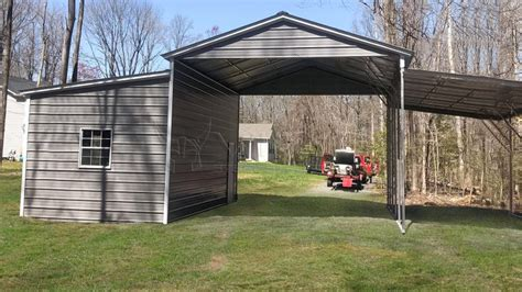 metal horse barns lean  carports prices home