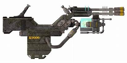 Fallout Gun Cyberdog K9000 Vegas Ab Gamepedia