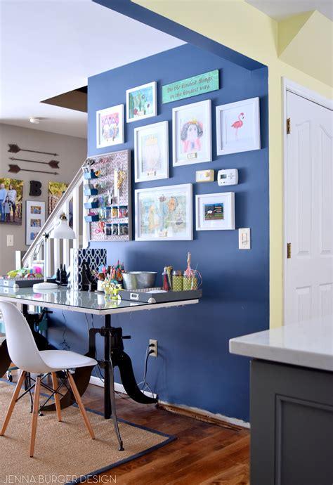 kitchen renovation paint wallpaper jenna burger