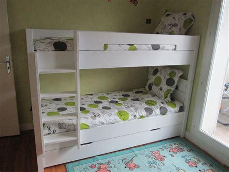 deco chambre cheval photos du lit superposé bow blanc par thami et par nicolas