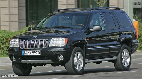 Jeep Grand Cherokee Wj  Jeep News And Web Site Updates