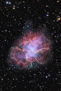 Crab Nebula Wallpaper - WallpaperSafari