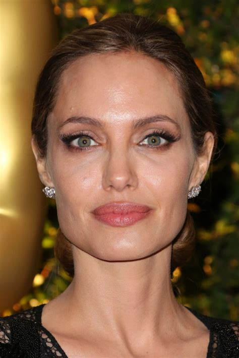 Angelina Jolie Attends 2013 Governors Awards in Hollywood ...