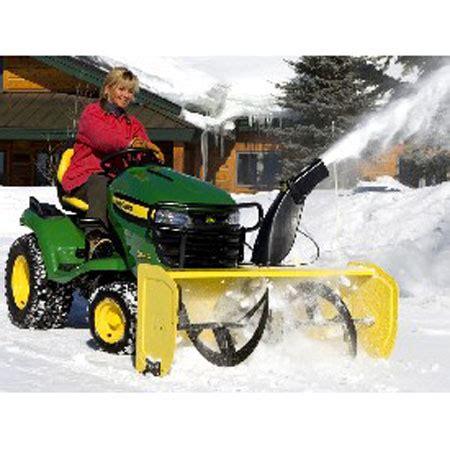 john deere   snow blower sku