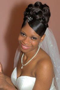 black bridal hair styles 43 black wedding hairstyles for black 4607