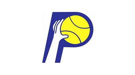 pacers colors indiana pacers logo interesting history of the team name