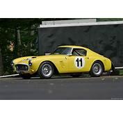 1959→1962 Ferrari 250 GT SWB Berlinetta Competizione