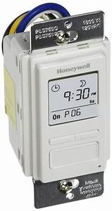 Honeywell Pls750c1000 Timer Switch With Sunrise Sunset