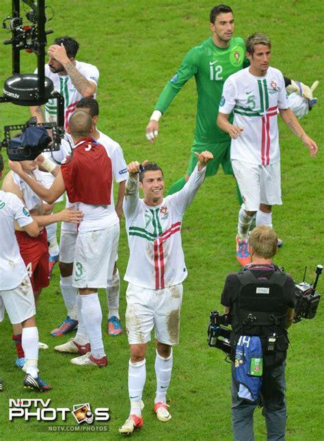 Euro 2012: Portugal defeats Czech Republic, into semis ...