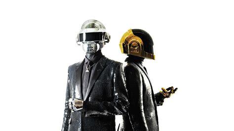 Daft Punk White HD wallpaper | music | Wallpaper Better