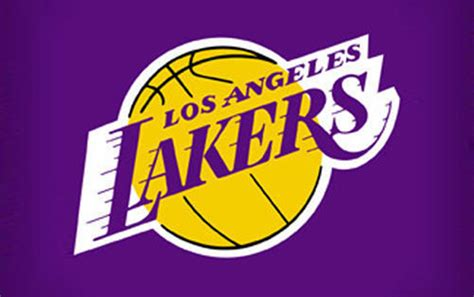 Lakers Logo Wallpapers | PixelsTalk.Net