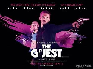 The Guest (2014) Amazon pre-order - Blu-ray Forum