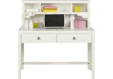 rooms to go desk belcourt jr white desk hutch desks colors