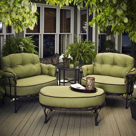 patio conversation sets 16 relaxing patio conversation set designs for