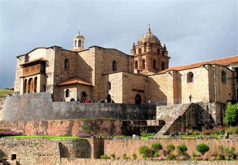 Qorikancha Temple, Cuzco, Peru   Located in the Historic Center of