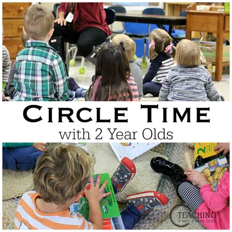 preschool 2 year old how to circle time with 2 year olds 180