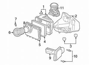 Oldsmobile Intrigue Mass Air Flow Sensor  Engine  Emission