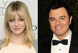 Seth MacFarlane, Emma Stone to Announce Oscar Nominations ...