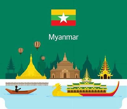 Myanmar Asean Korea Member States Relations Area