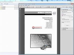 Volvo Wiring Diagram Fh 4  Fm 4  Fe Fe 3  Fl Fl 3  Fl6 Fm