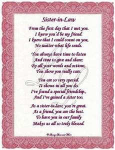 Sister In Law I... Mom N Sis Quotes