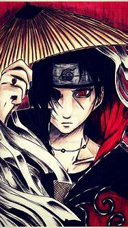 Itachi Uchiha from Naruto by MadySkiller01 on DeviantArt