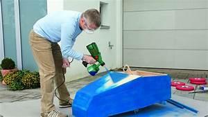 Pistolet Peinture Electrique : peindre au pistolet ~ Premium-room.com Idées de Décoration