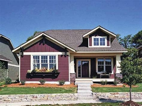 small one house plans with porches single craftsman bungalow house plans bungalow