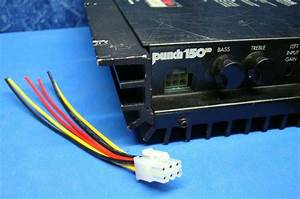 Rockford Fosgate Punch Amplifier 6