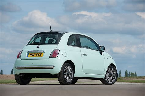 Cost Of A Fiat 500 by 2014 Fiat 500 Uk Pricing Announced Autoevolution