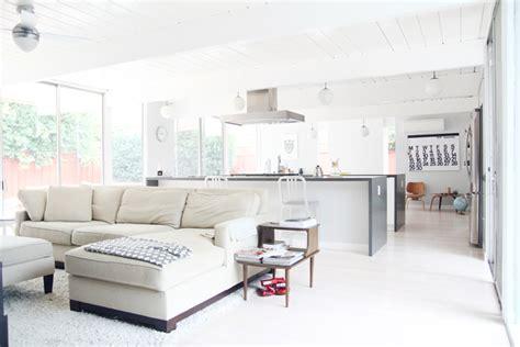 colonial floor plan at home in a light bright sunnyvale eichler design sponge