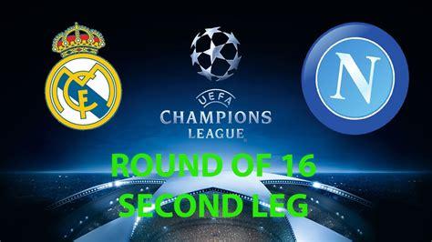 UEFA Champions League Match Prediction   Real Madrid v ...