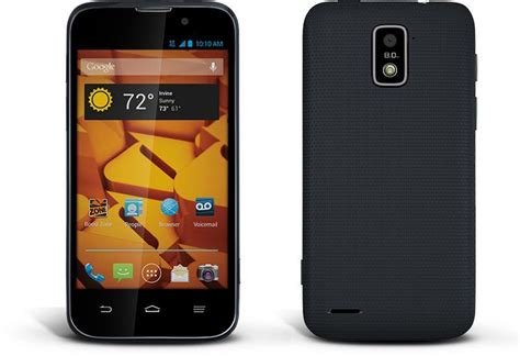 does boost mobile sell iphones zte warp 4g now available from boost mobile with 4 5 inch