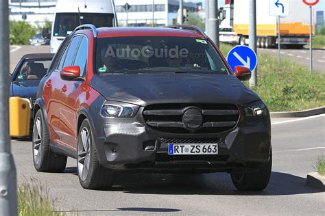 2019 Mercedes GLE Spied Looking Showroom Ready » AutoGuide