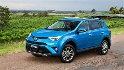 2016 Toyota RAV4 pricing and specifications | CarAdvice