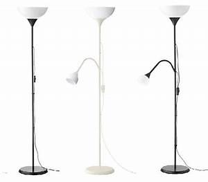 Ikea Stehlampe Schirm : ikea not leuchte deckenfluter deckenstrahler stehleuchte ~ Watch28wear.com Haus und Dekorationen