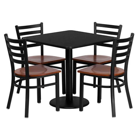high dining room table with stools bar restaurant furniture efurnituremax