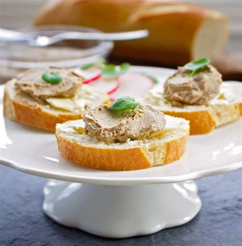 chicken liver pate recipe dishmaps
