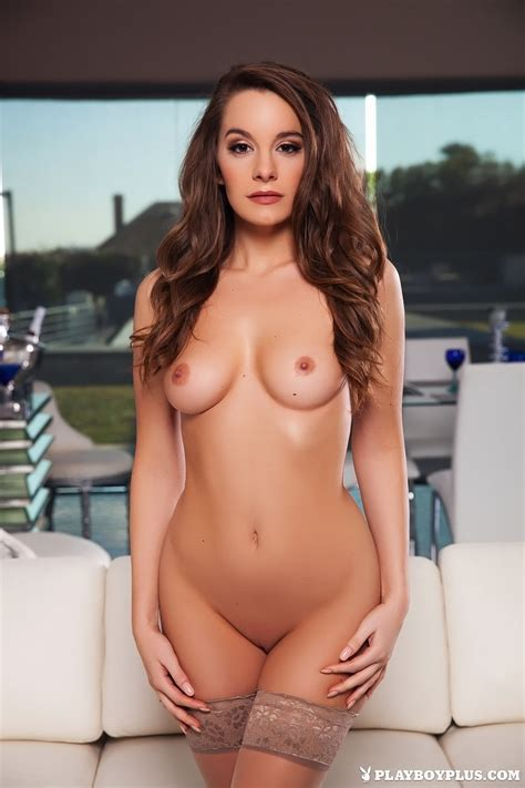 scarlett rose nude in naturally hot a tribute to playboy