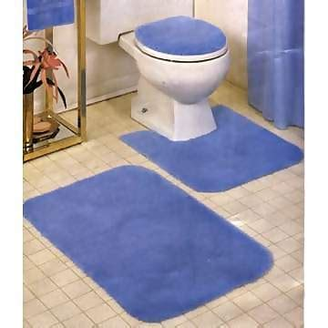Bathroom Mat Set by The Things Great Bathrooms Are Made Of Almost Makes