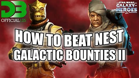 defeating enfys nest  galactic bounties ii