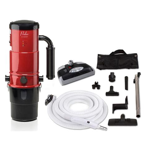 Central Vaccum by Prolux Cv12000 Central Vacuum Power Unit With Electric