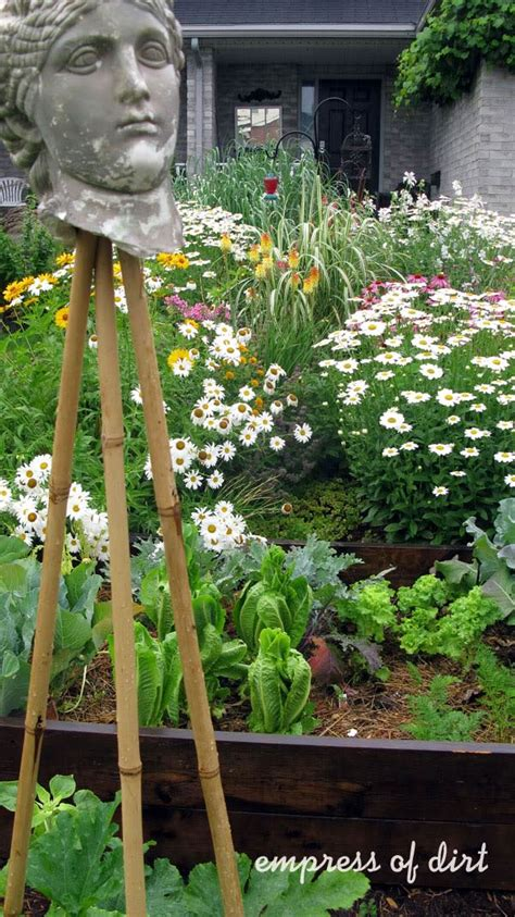 create  dream garden    budget empress  dirt