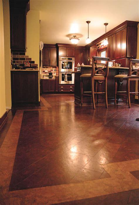 Modern Kitchen Flooring  Home Trendy